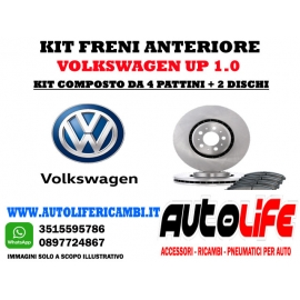 Kit Freni Volkswagen Up 1.0