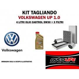 Kit tagliando Volkswagen Up 1.0