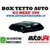 Box tetto auto portatutto G3 Reef 390