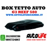 Box tetto auto portatutto G3 Reef 580